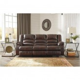 Ashley Levelland Cafe Reclining Power Sofa Available Online in Dallas Fort Worth Texas