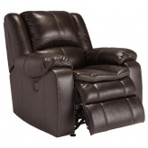 Ashley Long Knight Power Rocker Recliner Available Online in Dallas Fort Worth Texas