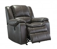 Ashley Long Knight Gray Power Rocker Recliner Available Online in Dallas Fort Worth Texas