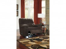 Ashley Zorah Chocolate Rocker Recliner Available Online in Dallas Fort Worth Texas