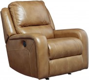 Ashley Roogan Blondie Power Rocker Recliner Available Online in Dallas Fort Worth Texas