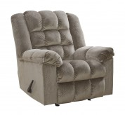 Ashley Minturn Cocoa Rocker Recliner Available Online in Dallas Fort Worth Texas