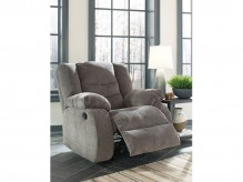 Tulen Gray Rocker Recliner Available Online in Dallas Fort Worth Texas