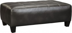 Nokomis Charcoal Accent Ottoman Available Online in Dallas Fort Worth Texas