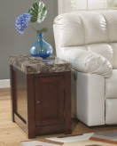 Ashley Kraleene Chair Side Table Available Online in Dallas Fort Worth Texas