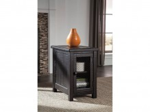 Ashley Sharlowe Chair Side Table Available Online in Dallas Fort Worth Texas