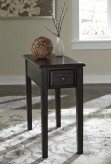 Ashley Solid Wood Dark Brown Ch... Available Online in Dallas Fort Worth Texas