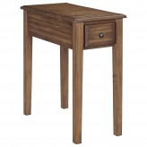 Ashley Solid Wood Brown Chair S... Available Online in Dallas Fort Worth Texas
