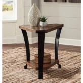 Ashley Taddenfeld Chair Side Table Available Online in Dallas Fort Worth Texas
