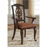 Ashley Gladdenville Arm Chair Available Online in Dallas Fort Worth Texas