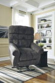 Ashley Ernestine Slate Power Lift Recliner Available Online in Dallas Fort Worth Texas