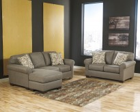 Ashley Danely 2pc Sofa Chaise & Loveseat Set Available Online in Dallas Fort Worth Texas