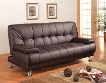 Braxton Brown Sofa Bed Available Online in Dallas Fort Worth Texas