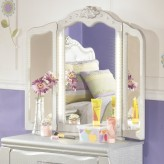 Ashley Zarollina Vanity Mirror Available Online in Dallas Fort Worth Texas