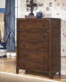 Ashley Delburne Chest Available Online in Dallas Fort Worth Texas