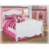 Ashley Exquisite Full Sleigh Bed Available Online in Dallas Fort Worth Texas
