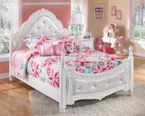 Ashley Exquisite Full Poster Bed Available Online in Dallas Fort Worth Texas