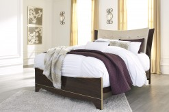 Ashley Lenmara Queen Panel Bed Available Online in Dallas Fort Worth Texas