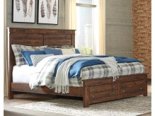 Ashley Hammerstead Queen Panel Storage Bed Available Online in Dallas Fort Worth Texas