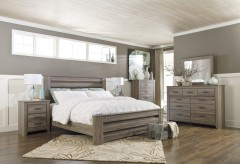 Ashley Zelen 5pc King Poster Bedroom Group Available Online in Dallas Fort Worth Texas