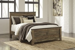 Ashley Trinell King Panel Bed Available Online in Dallas Fort Worth Texas