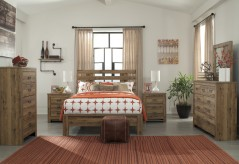 Ashley Cinrey 5pc Queen Panel Bedroom Group Available Online in Dallas Fort Worth Texas