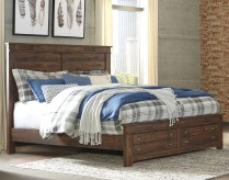 Ashley Hammerstead King Panel Storage Bed Available Online in Dallas Fort Worth Texas