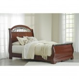 Fairbrooks Estate Queen Sleigh Bed Available Online in Dallas Fort Worth Texas