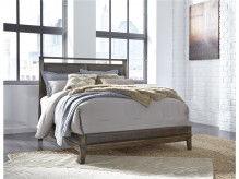 Ashley Zilmar King Upholstered Panel Bed Available Online in Dallas Fort Worth Texas