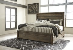 Ashley Leystone King Panel Bed Available Online in Dallas Fort Worth Texas