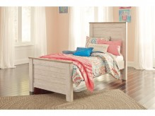 Ashley Willowton Twin Panel Bed Available Online in Dallas Fort Worth Texas