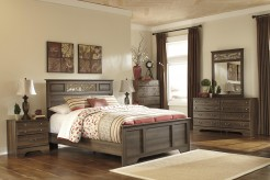 Ashley Allymore 5pc Queen Panel Bedroom Group Available Online in Dallas Fort Worth Texas