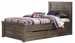 Juararo Full Panel Bed with Trundle Storage Available Online in Dallas Fort Worth Texas