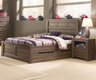 Ashley Juararo Twin Panel Bed w... Available Online in Dallas Fort Worth Texas