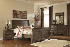 Ashley Allymore 5pc Queen Sleigh Bedroom Group Available Online in Dallas Fort Worth Texas