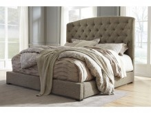 Ashley Gerlane King Upholstered Bed Available Online in Dallas Fort Worth Texas
