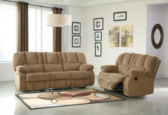 Ashley Roan 2pc Mocha Reclining... Available Online in Dallas Fort Worth Texas