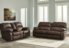 Ashley Zavier 2pc Reclining Sof... Available Online in Dallas Fort Worth Texas