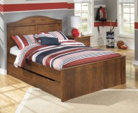 Barchan Full Panel With Trundle Bed Available Online in Dallas Fort Worth Texas