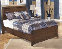 Delburne Full Panel Bed Available Online in Dallas Fort Worth Texas