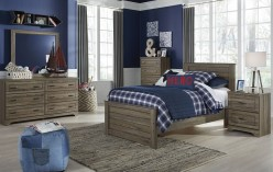 Ashley Javarin 5pc Twin Panel Bedroom Group Available Online in Dallas Fort Worth Texas