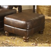 Fresco DuraBlend Ottoman Available Online in Dallas Fort Worth Texas