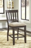 Ashley Dresbar Brown Counter Height Chair Available Online in Dallas Fort Worth Texas