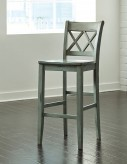 Ashley Mestler Green Pub Height... Available Online in Dallas Fort Worth Texas