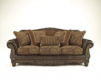 Ashley Fresco DuraBlend Sofa Available Online in Dallas Fort Worth Texas