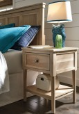 Ashley Klasholm Light Brown Night Stand Available Online in Dallas Fort Worth Texas