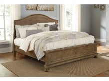 Ashley Trishley King Panel Bed Available Online in Dallas Fort Worth Texas