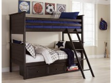 Ashley Jaysom Twin/Twin Bunk Bed with Underbed Storage Available Online in Dallas Fort Worth Texas