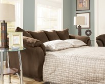 Ashley Darcy Cafe Full Sofa Sle... Available Online in Dallas Fort Worth Texas