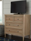 Ashley Klasholm Light Brown Media Chest Available Online in Dallas Fort Worth Texas
